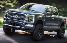 2021 Ford F-150 Redesigned To Look Less Like A Gmc And More