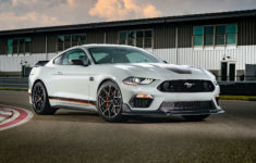 2021 Ford Mustang Mach 1 Is Back, Combines 480 Hp V8 With