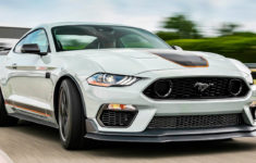 2021 Ford Mustang Mach 1 - Pure Sound & Exhaust