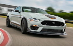 2021 Ford Mustang Mach 1 Specs Revealed
