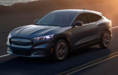 2021 Ford Mustang Mach-E Electric Suv: This Is It