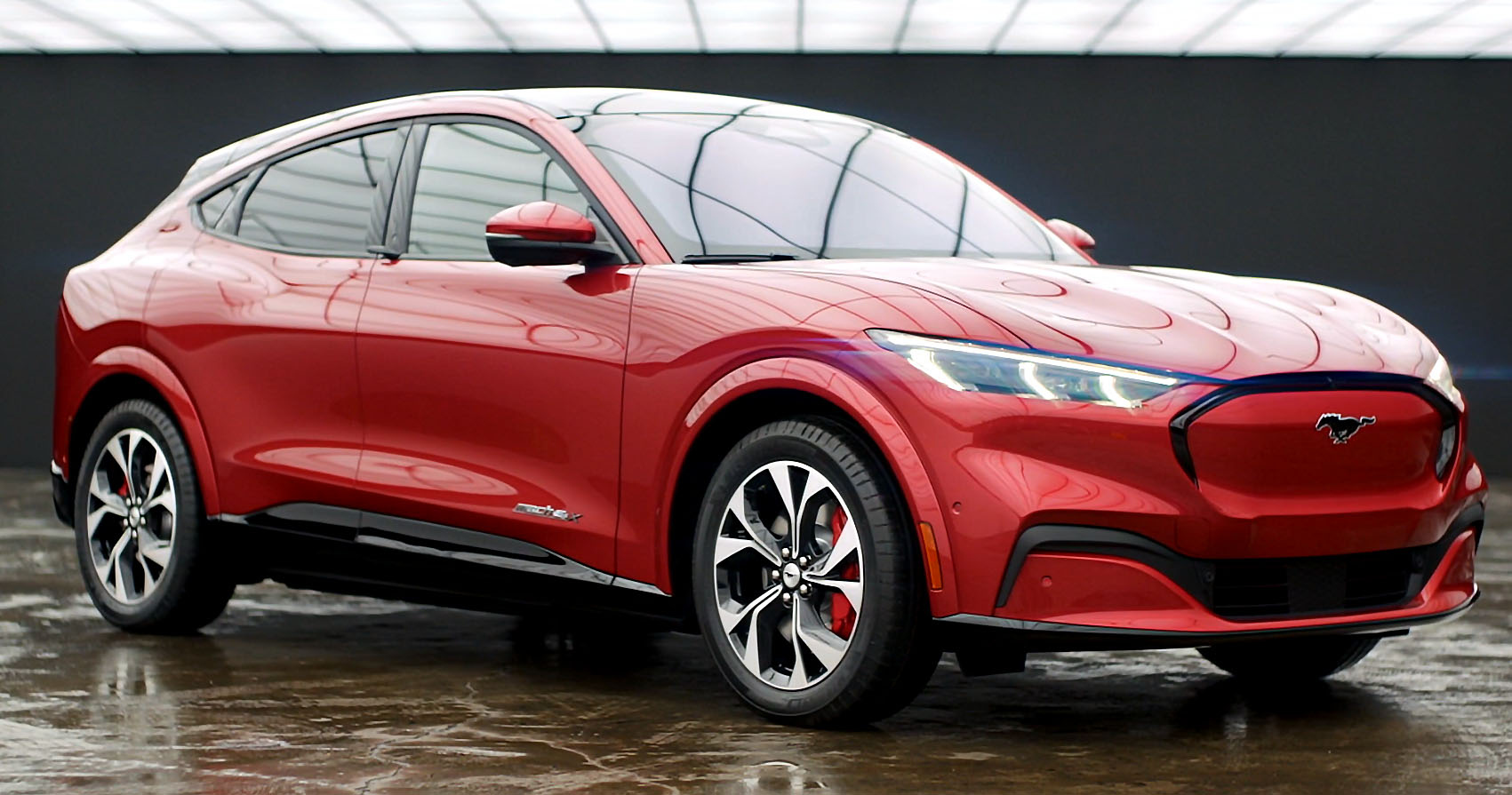 2021 Ford Mustang Mach-E Is A Modern Day Pony Car, For