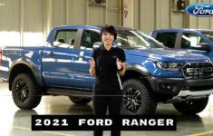 2021 Ford Ranger & Raptor Trucks