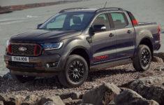 2021 Ford Ranger Thunder Images