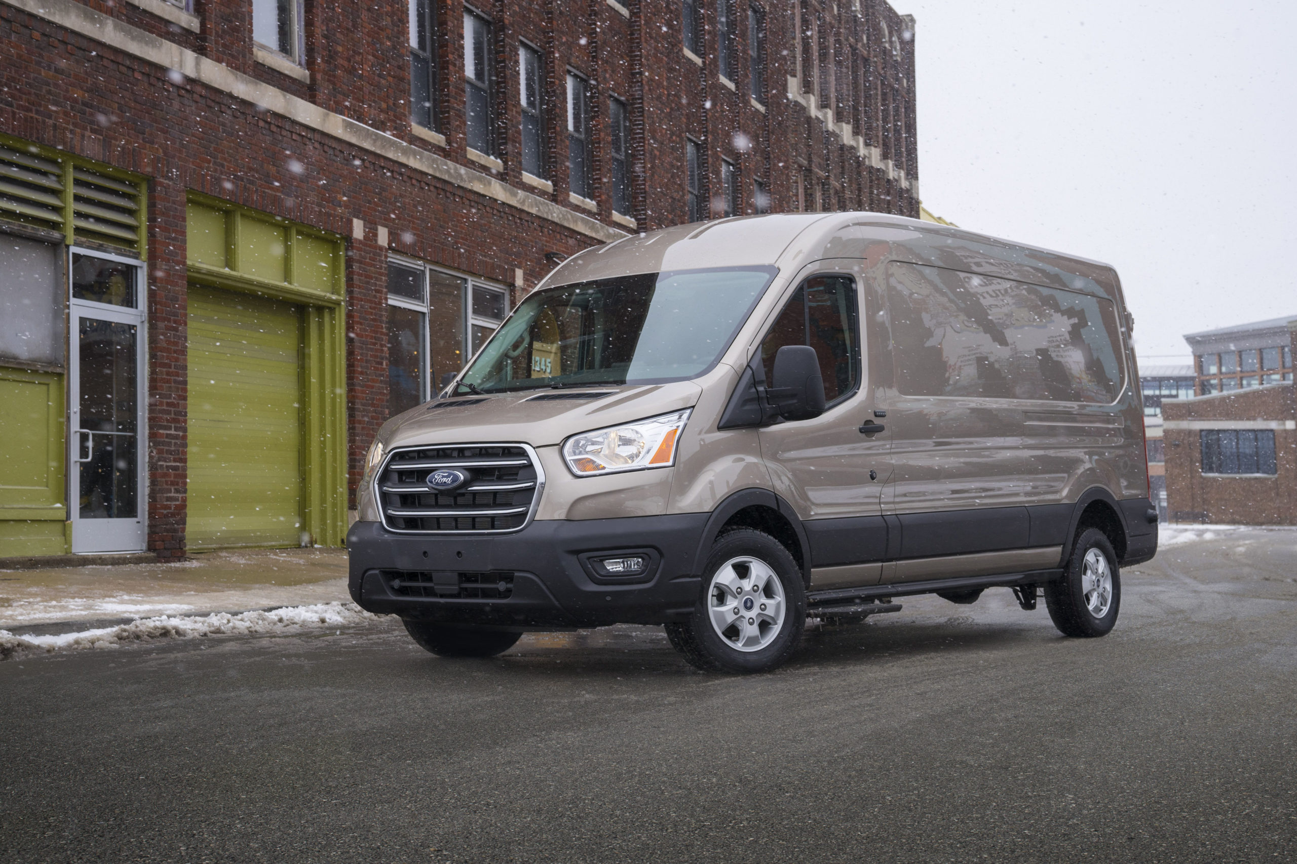 2021 Ford Transit Review, Pricing, And Specs - Newsopener