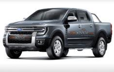 2022 Ford Ranger: 3.0 Tdv6, 2.0 Bi-Turbo, Advanced Tech