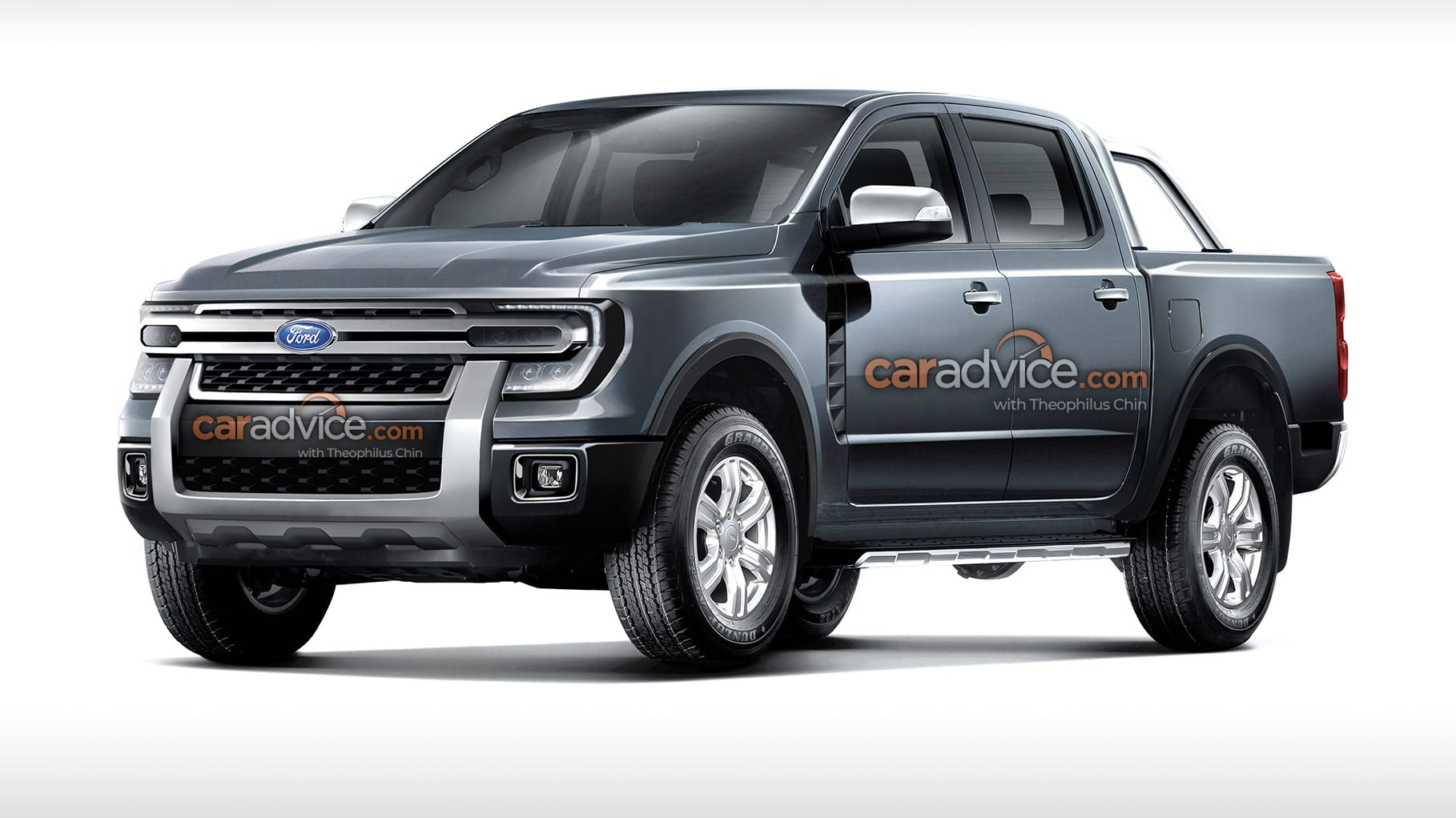 2022 Ford Ranger: 3.0 Tdv6, 2.0 Bi-Turbo, Advanced Tech