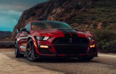 À L'essai Cette Semaine : La Ford Mustang Shelby Gt500 De