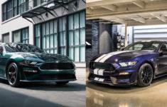 Arrêt De Production Pour La Shelby Gt350 Et La Mustang