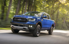 Does The Ford Ranger Have A Manual Transmission?
