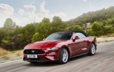 Fiche Technique Ford Mustang Cabriolet V8 Gt 2019