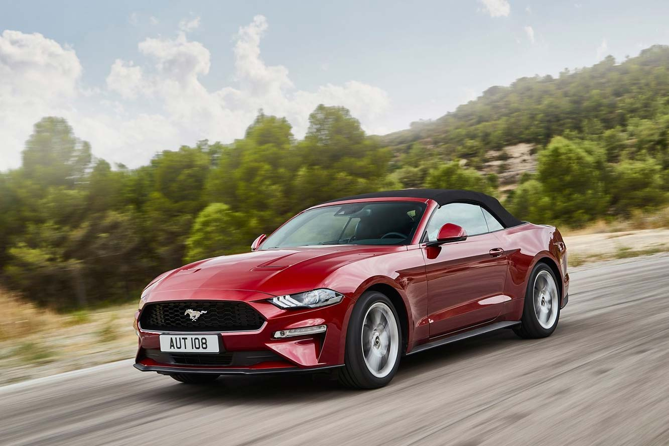 2021 Ford Mustang Gt Convertible Release Date, Specs, Refresh, Rumors | 2020 - 2021 Ford