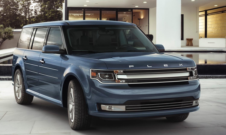 Ford Flex - Automobile Actualité Auto - Chroniques