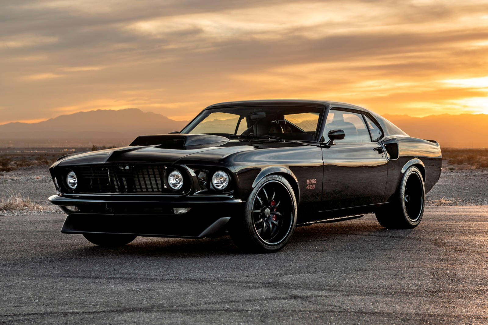 Ford Mustang Boss 429 Is Back In Production With 815 Hp