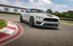 Ford Mustang Mach 1 (2021) : Plus Puissante Que La Bullit