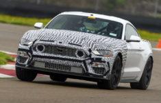 Ford Mustang Mach 1 Officiellement De Retour En 2020