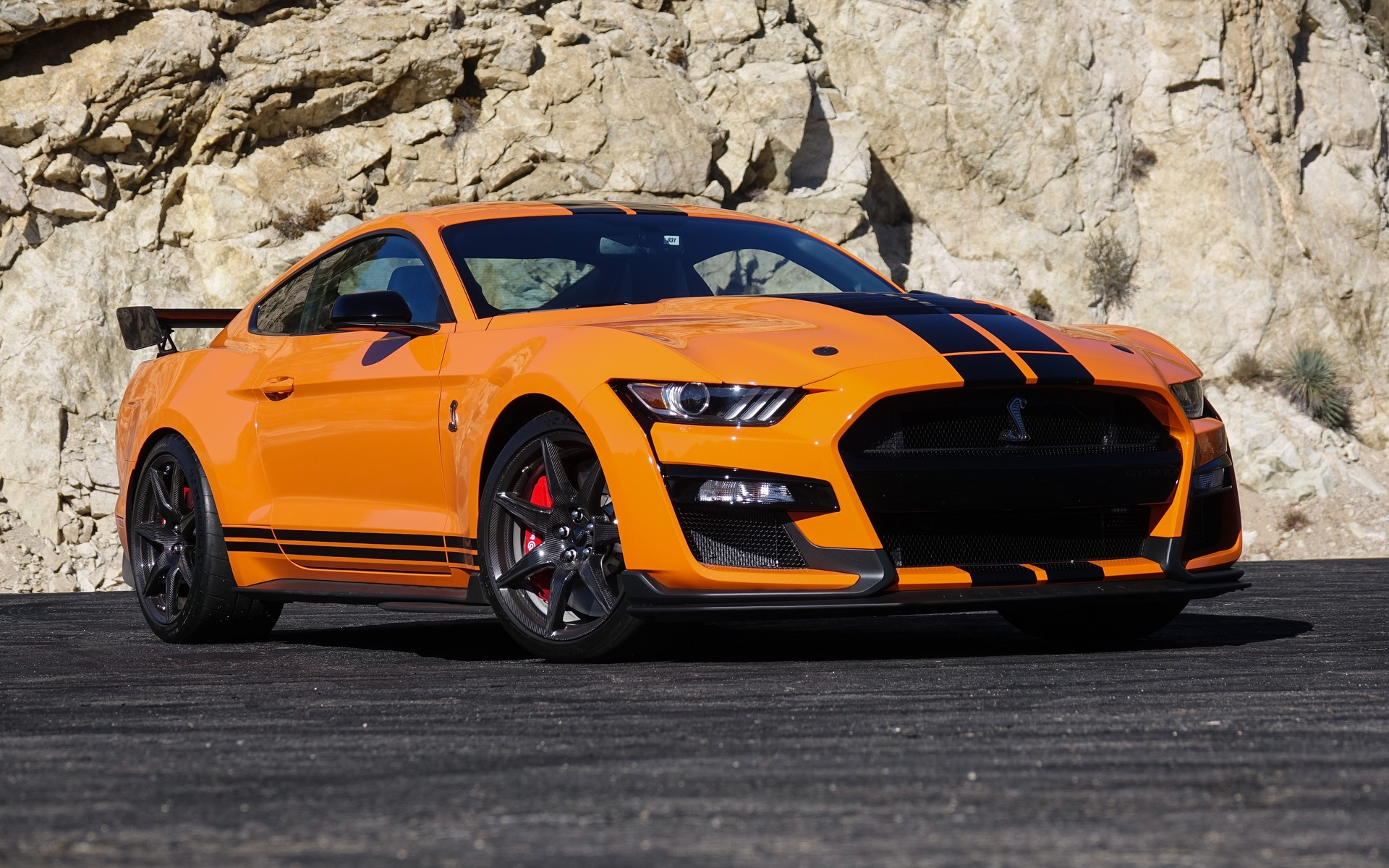 Ford Mustang Shelby Gt500 2020 : Démentielle Et Docile