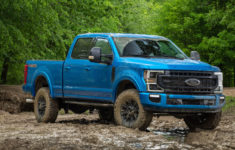 Ford Super Duty 2020 : Un Nouvel Ensemble Tremor - Guide Auto