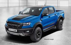 Ford V8 Ranger Raptor Project Put On Hold