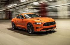La Ford Mustang 2020 Obtient Le Moteur De La Focus Rs