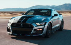 New 2020 Ford Shelby Mustang Gt500 To Produce 760Bhp | Auto