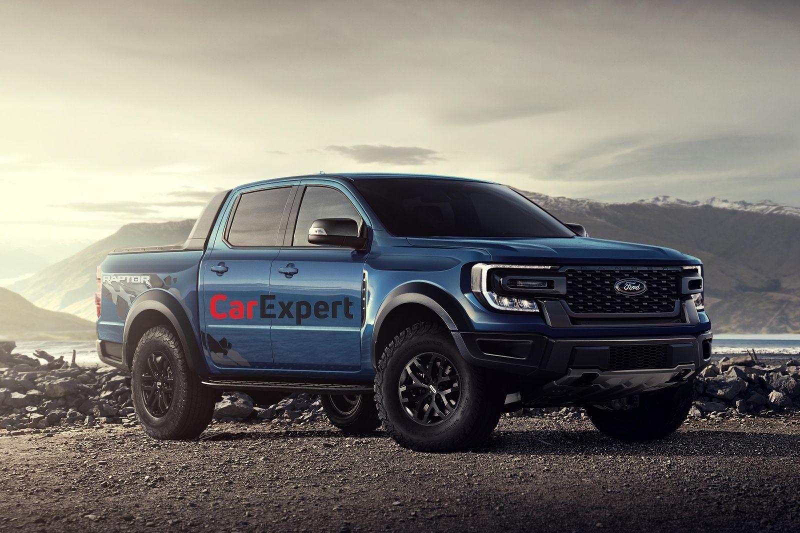 Report: Ford Ranger Raptor Gets A 325-Hp V6, Fox Shocks; May