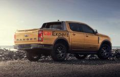 Rumeurs D'un Ford Ranger Phev Pour 2022