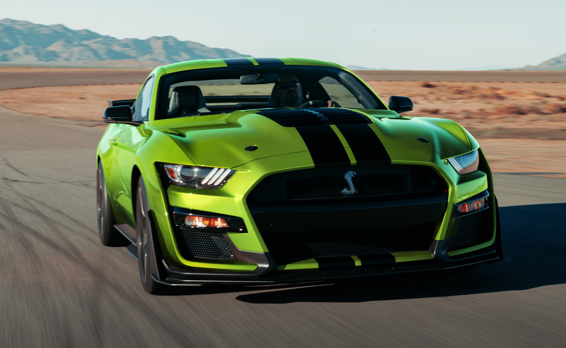 The 2020 Ford Mustang Shelby Gt500 Won't Be Sold In Europe