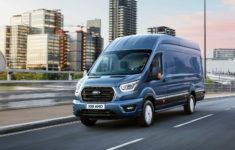 Un Nouveau Ford Transit Plus Technique Et Plus Léger