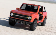 Will A 2021 Ford Bronco Or The Next Ford Ranger Get A New 7