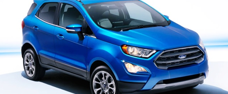 New 2023 Ford Ecosport Price, Redesign