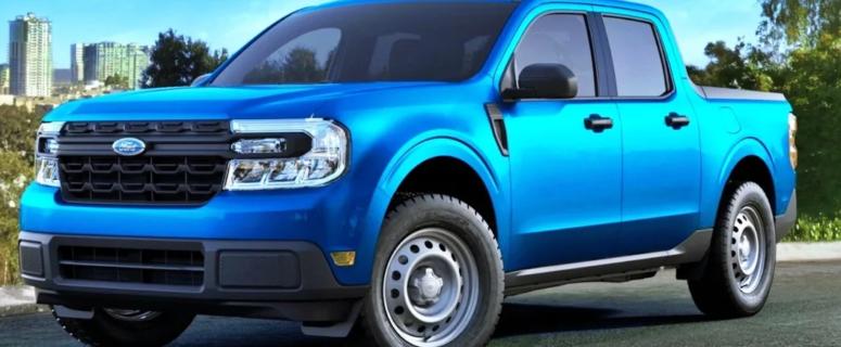New 2023 Ford Maverick Engine, Colors