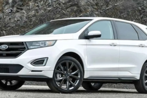 New 2023 Ford Edge ST Redesign, Release Date, Color