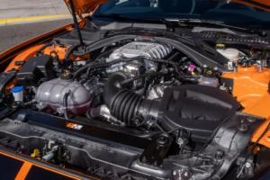 New 2023 Ford F-150 Raptor R Engine